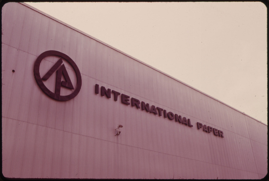 International Paper Company, Maine